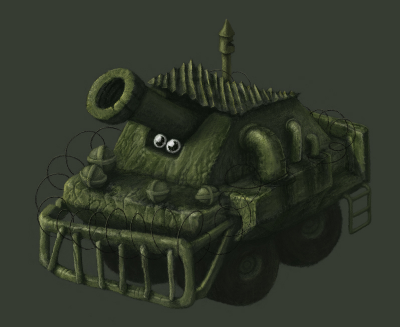 Parano Tank