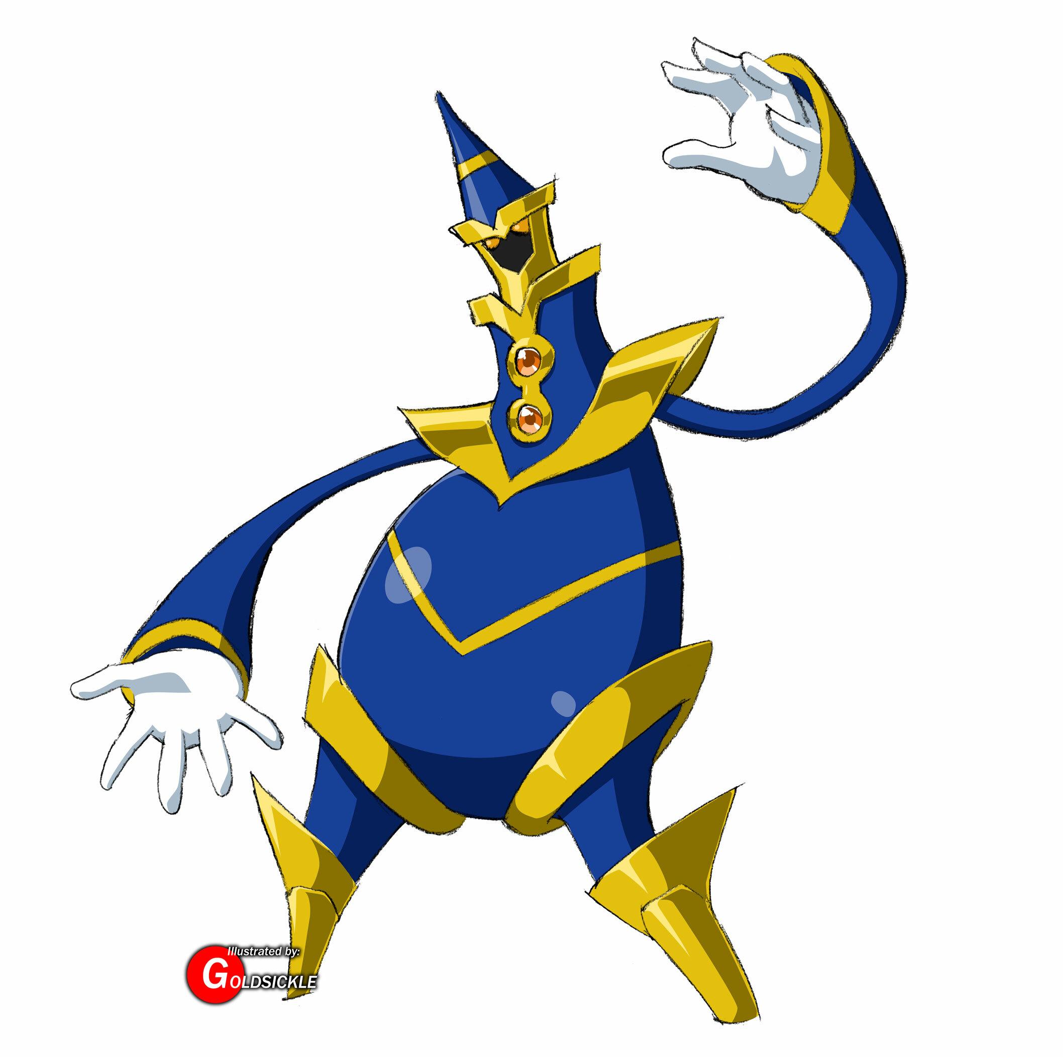 Wizard Monster