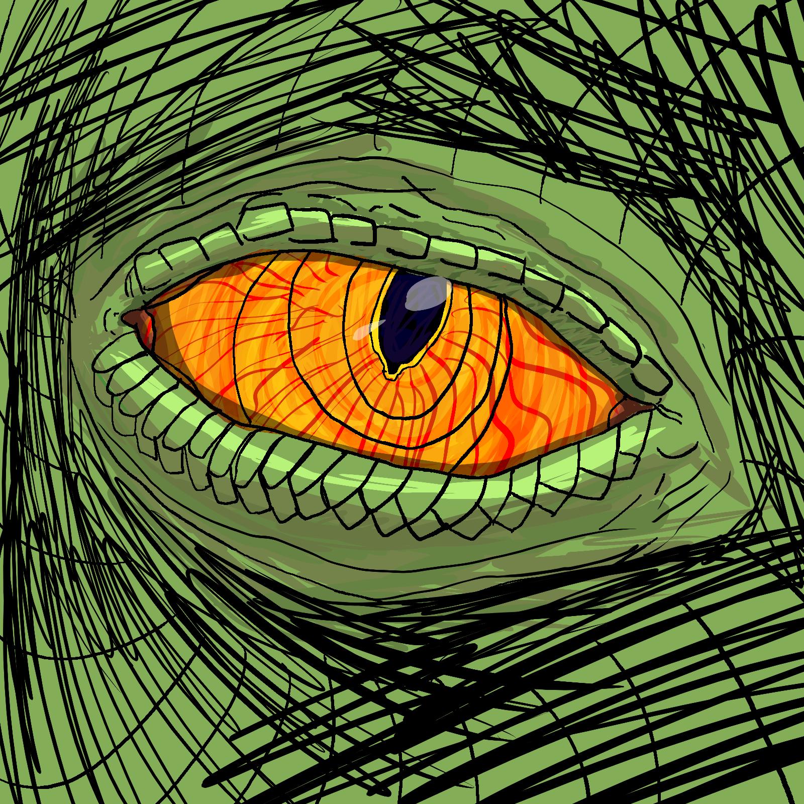 Eyeball (how many drawing of eyes did i post on newgrounds)