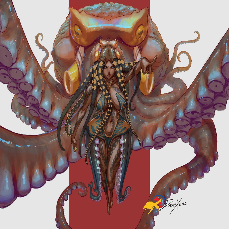 Octo & Octopus