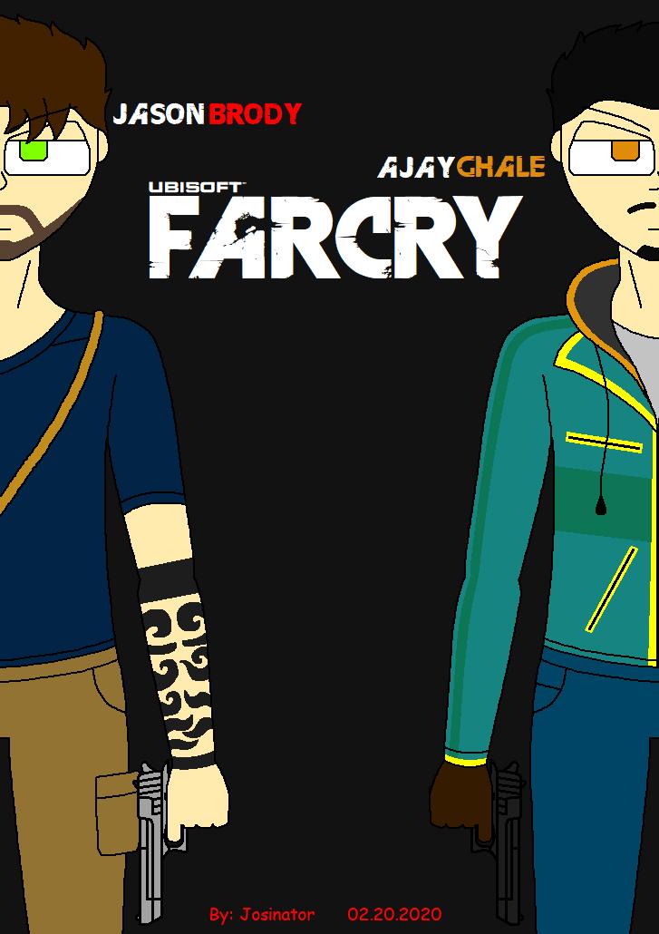far cry 3 jason brody voice actor
