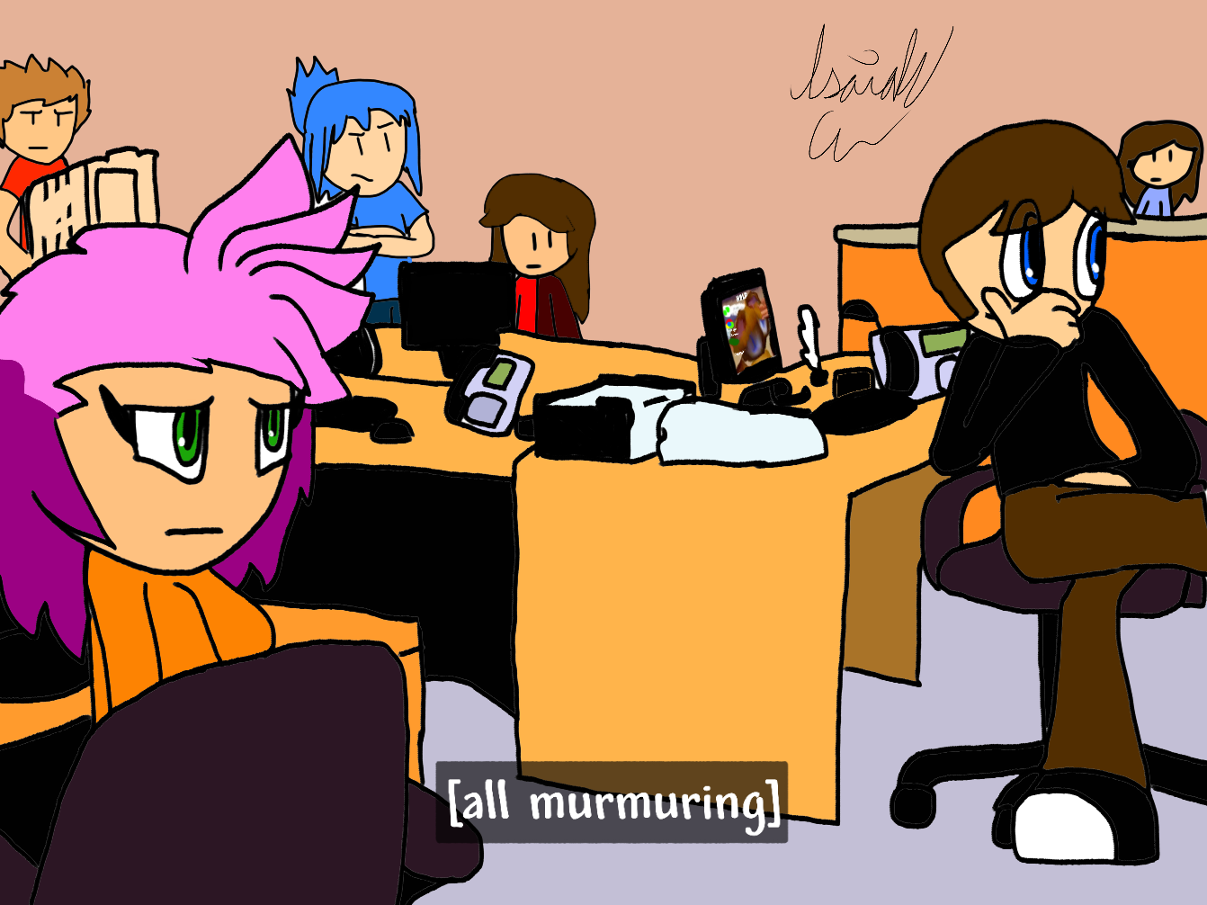 All Murmuring