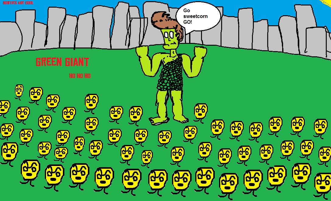 Green Giant's Plan
