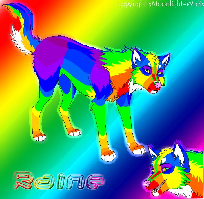 Rainiwolf