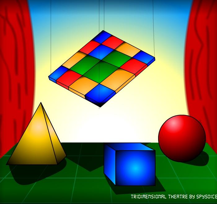 Tridimensional Theatre