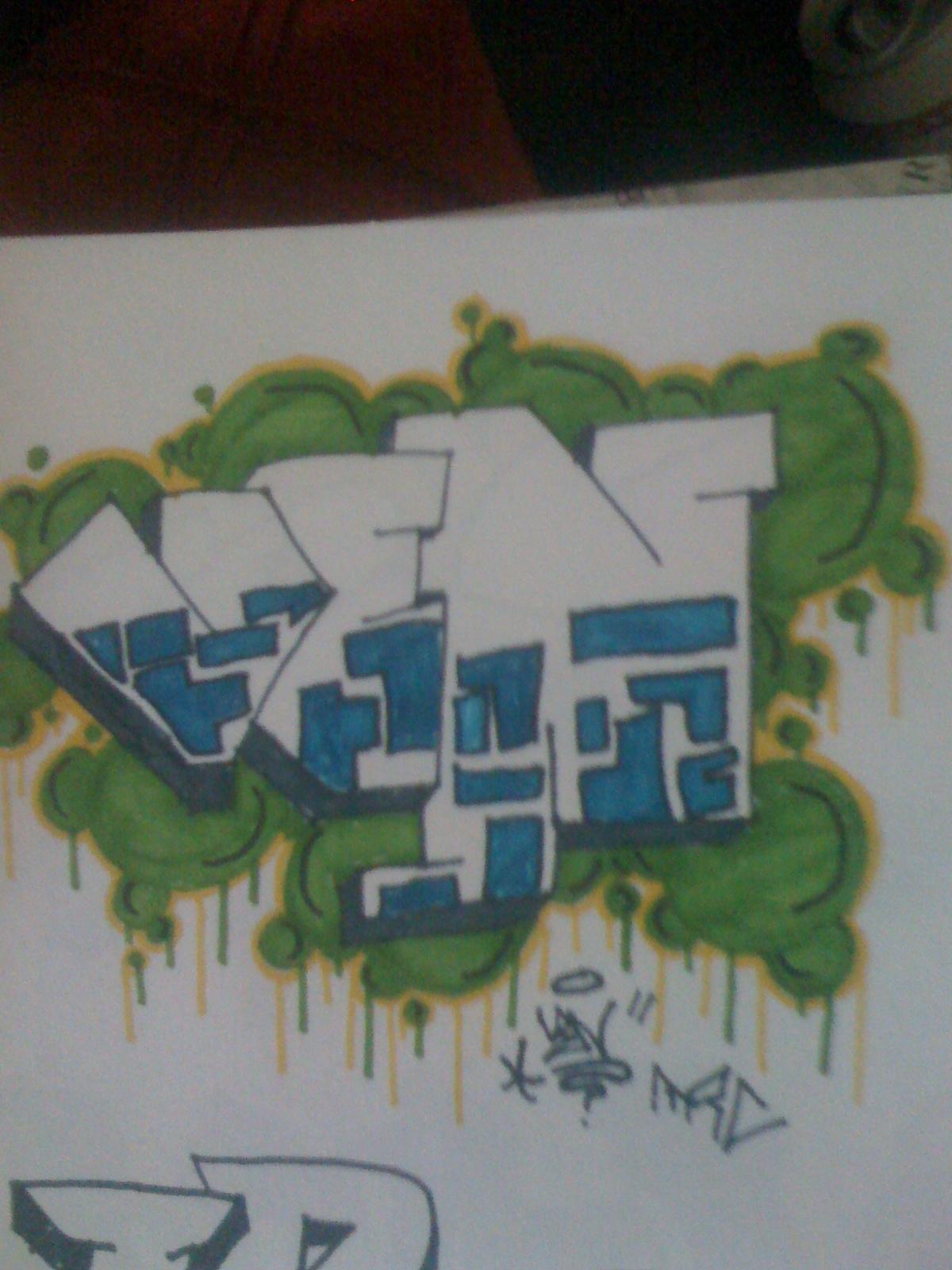 venom graffiti