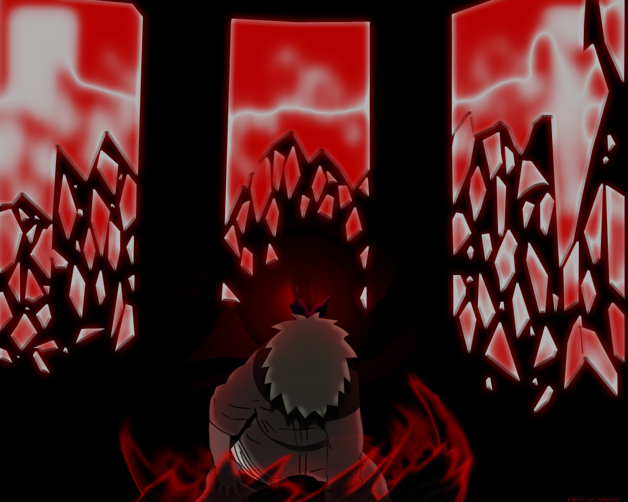 Naruto 1st 9tails