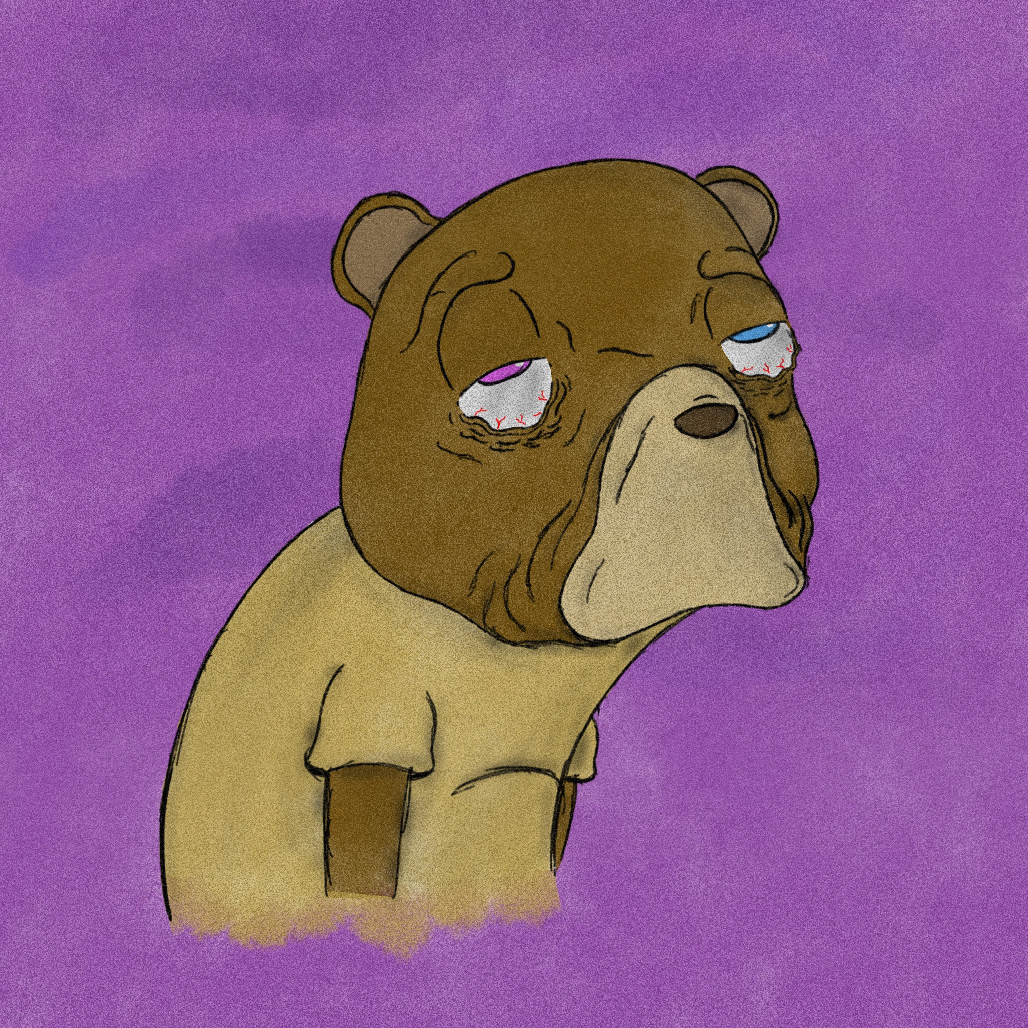 Kanye West Bear