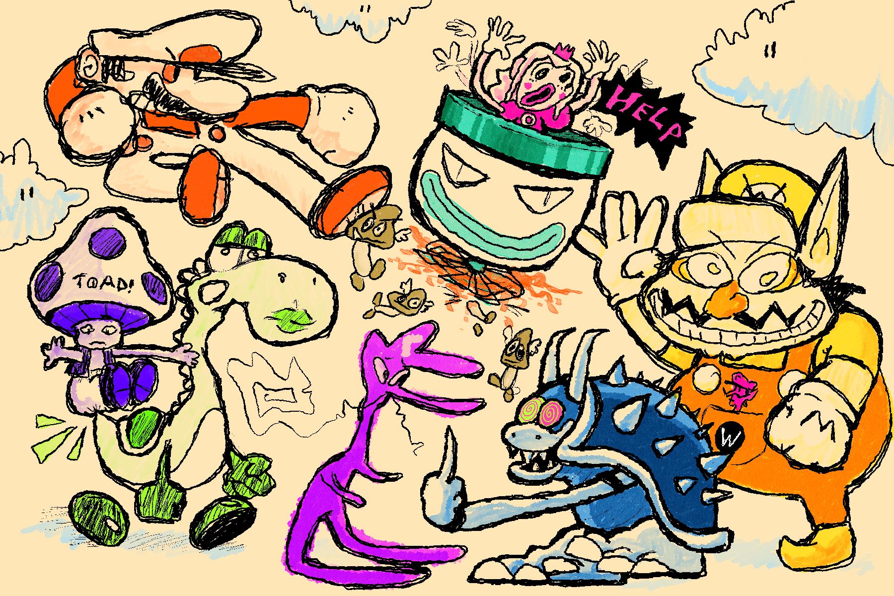 Mario guys
