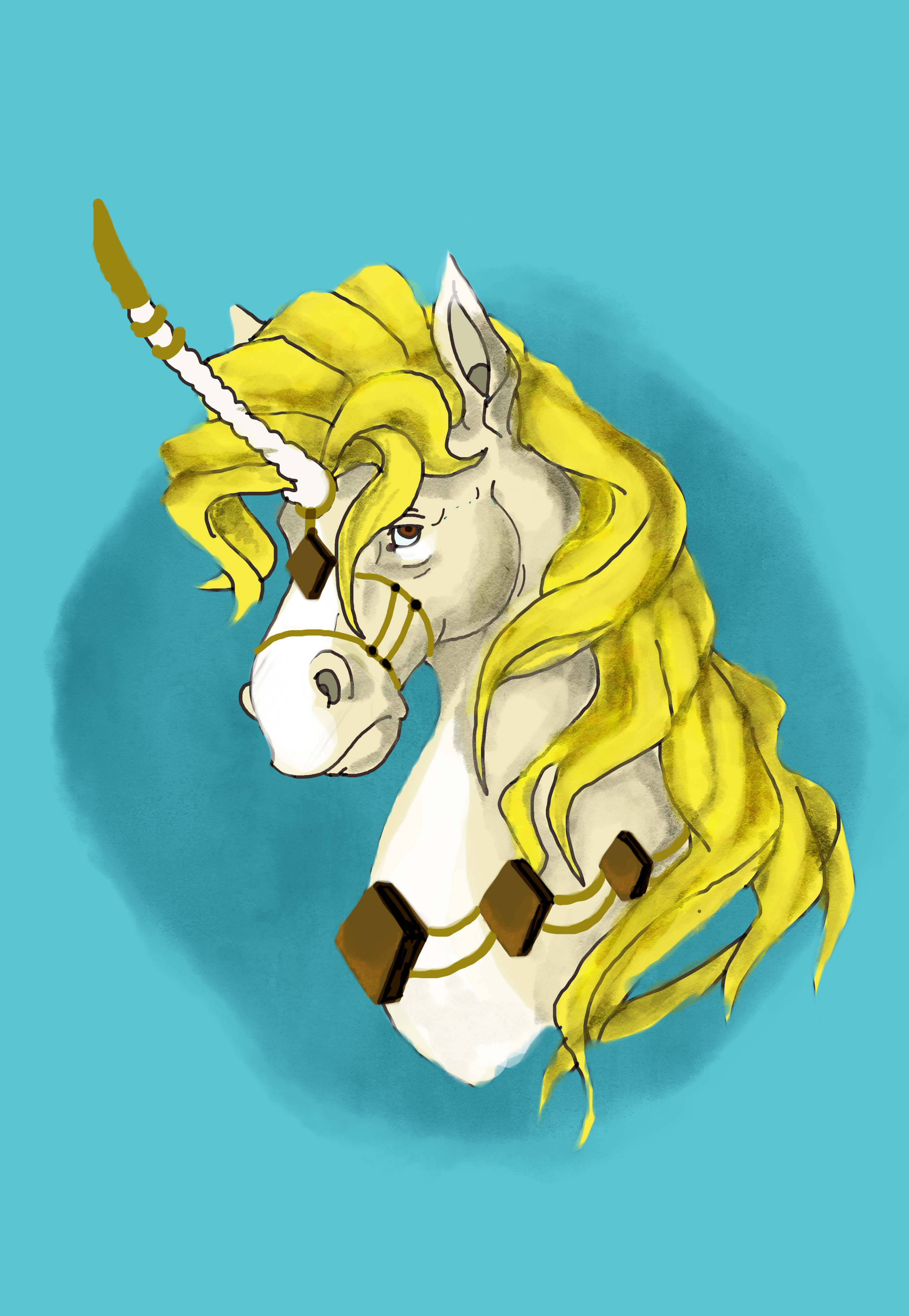 Finnegan the Royal Unicorn
