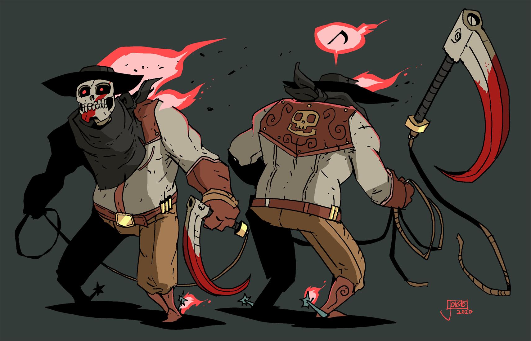 The Grim Rustler