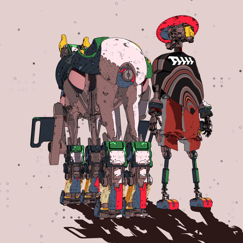 cyber cowboy
