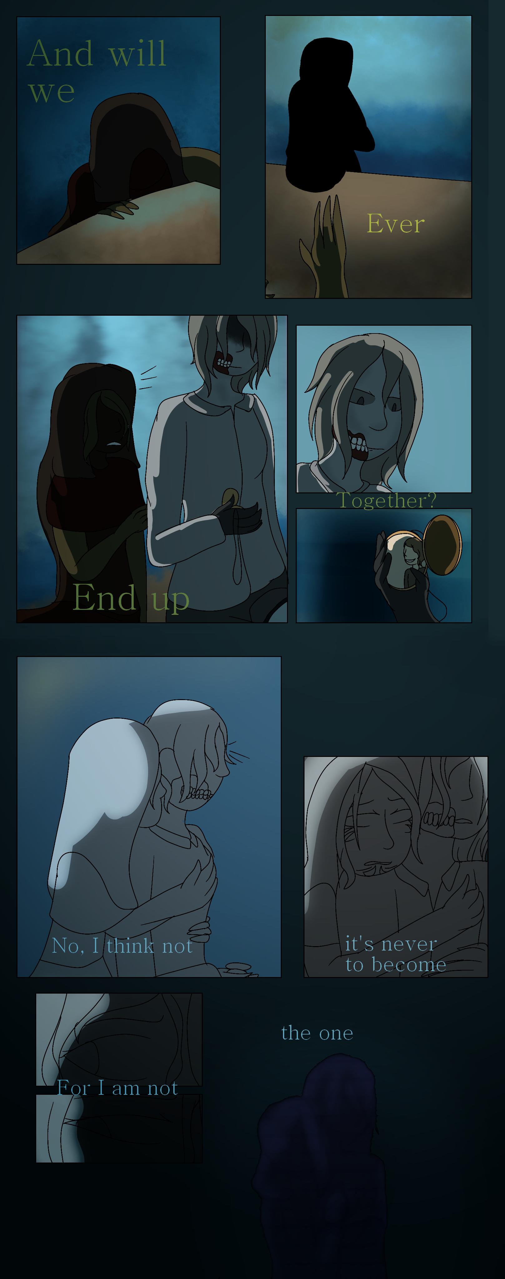 [OC Comic] Lost