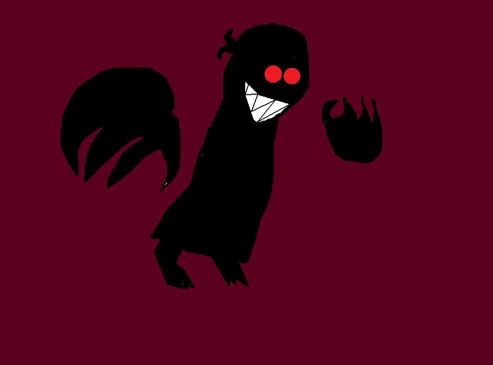 hank's shadow