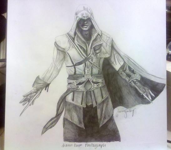 Ezio from Assassins Creed 2