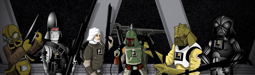 Bounty Vaders