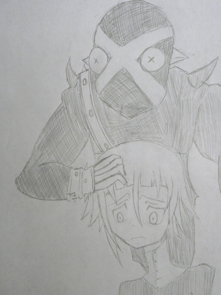 Crona and Ragnarok