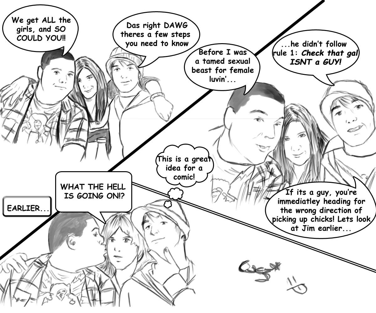 Comic Idea