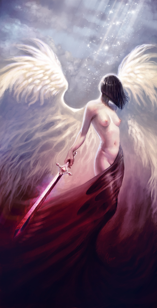 rise of a fallen angel