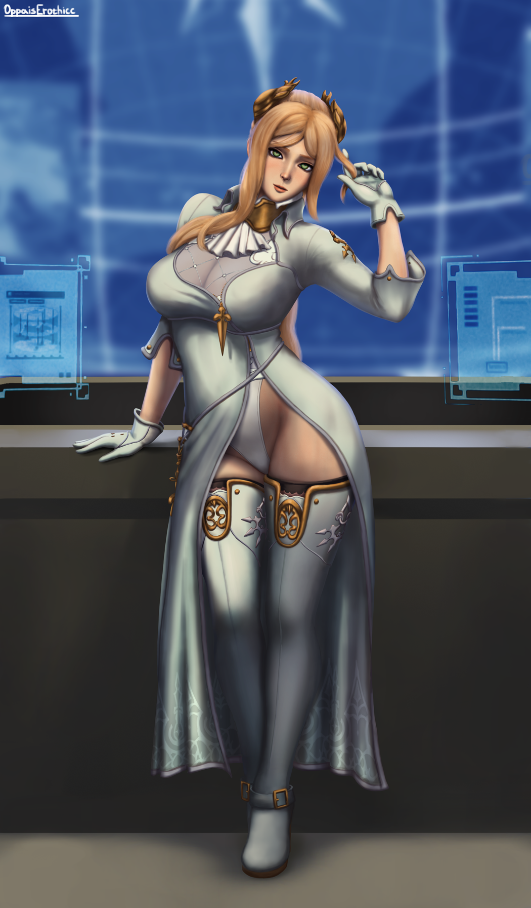 Yorha commander