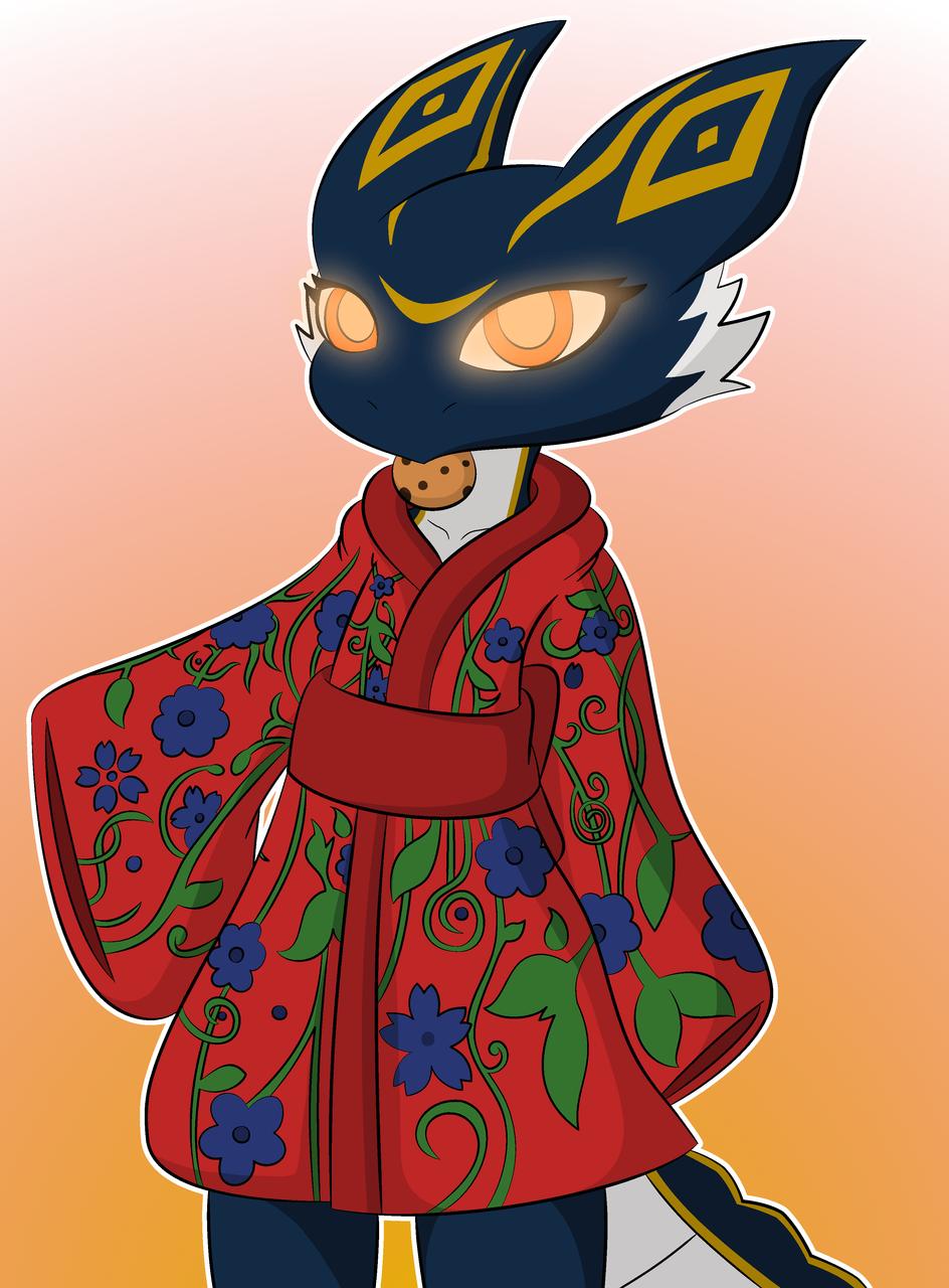 Suisei Kimono