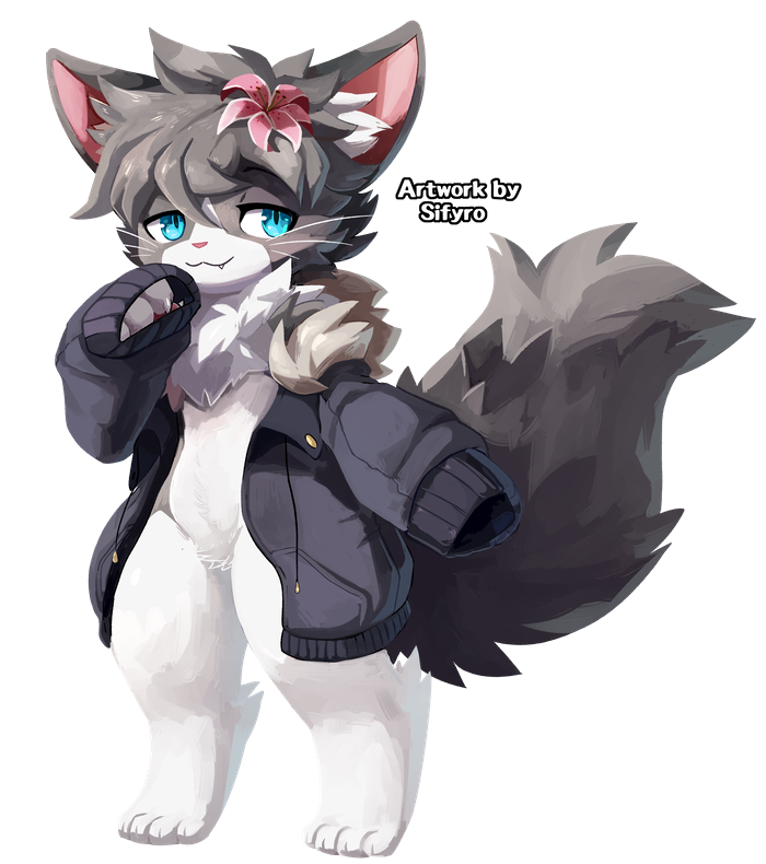 Kemono kitty uwu