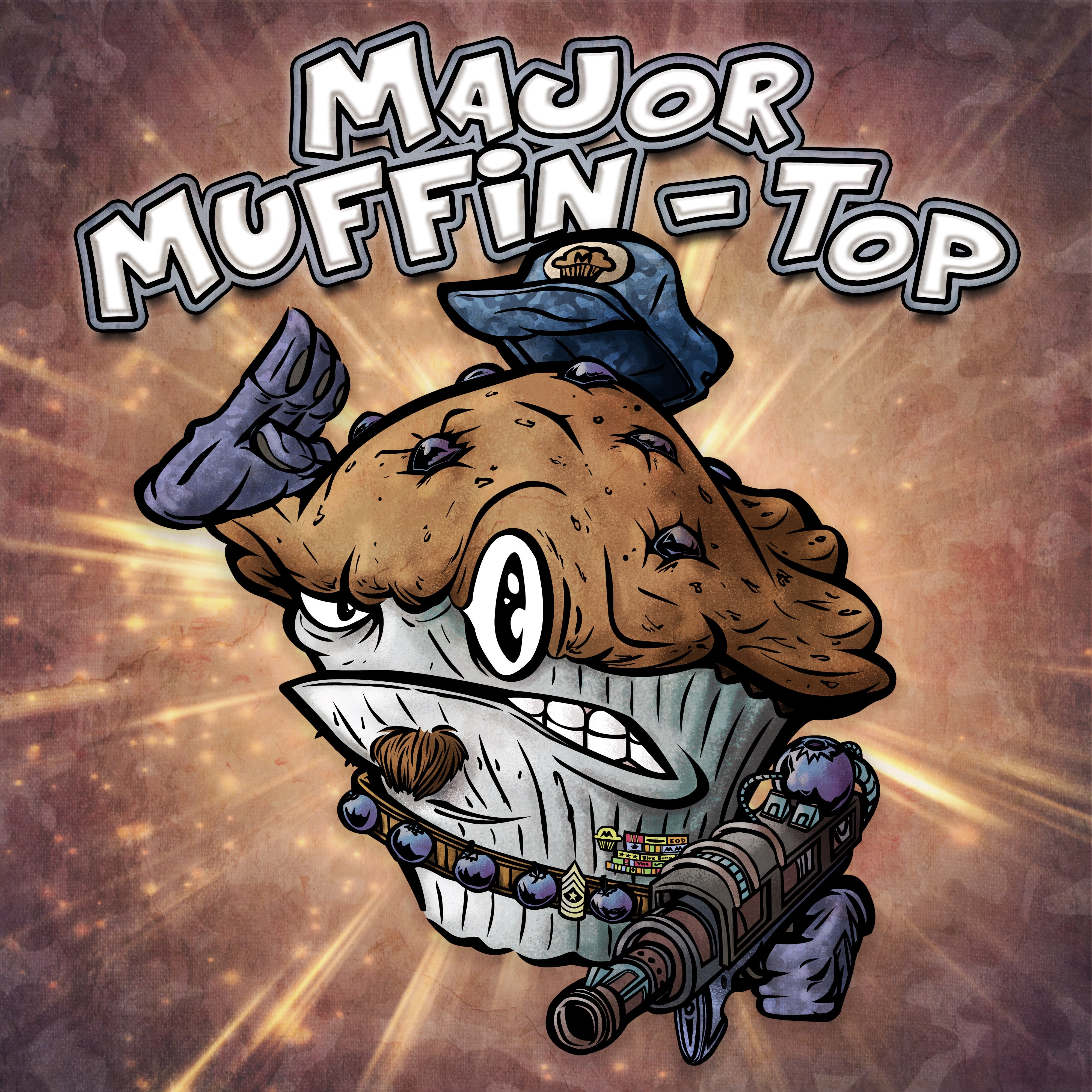 Major Muffin-Top
