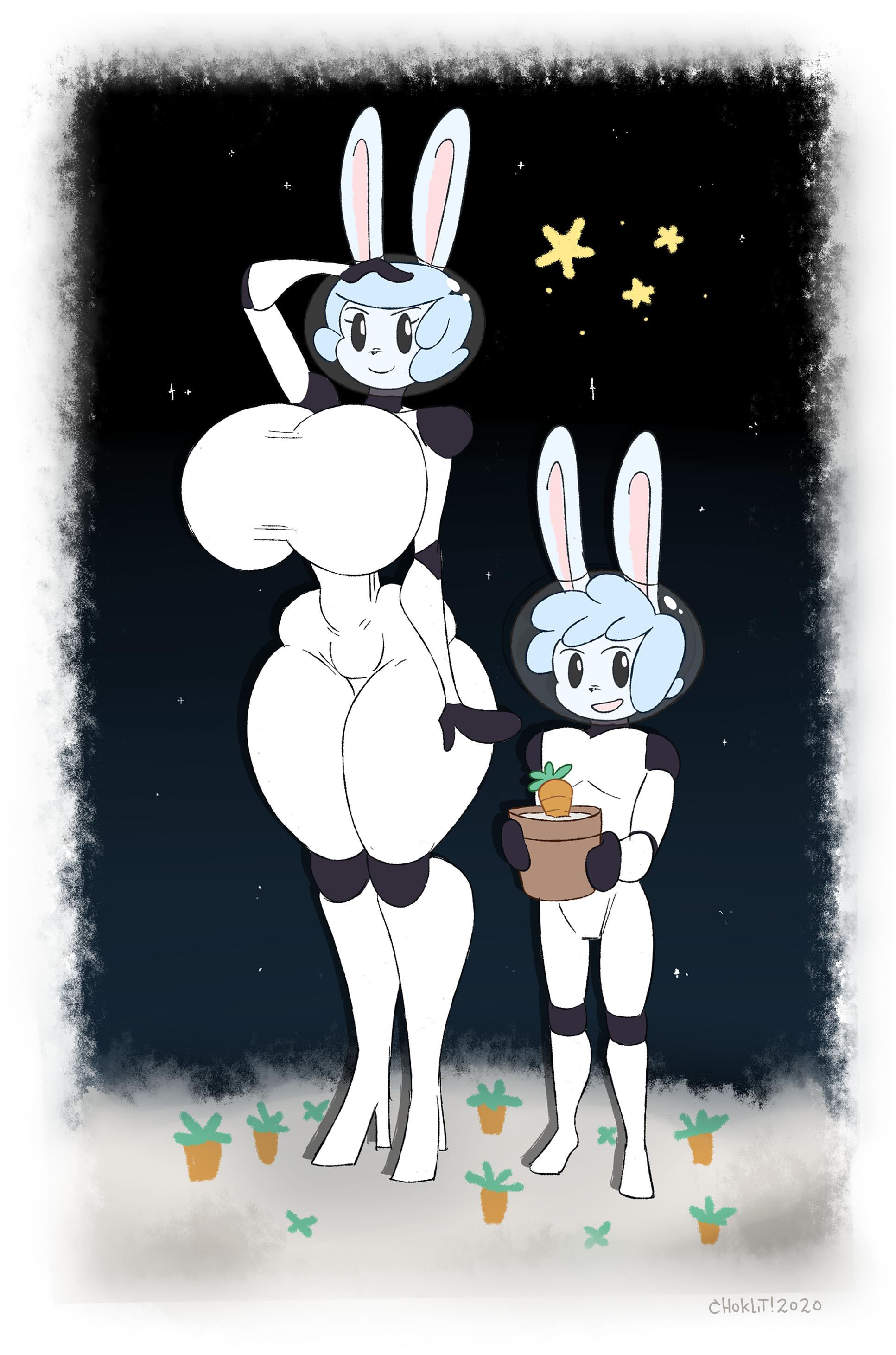 Space Buns