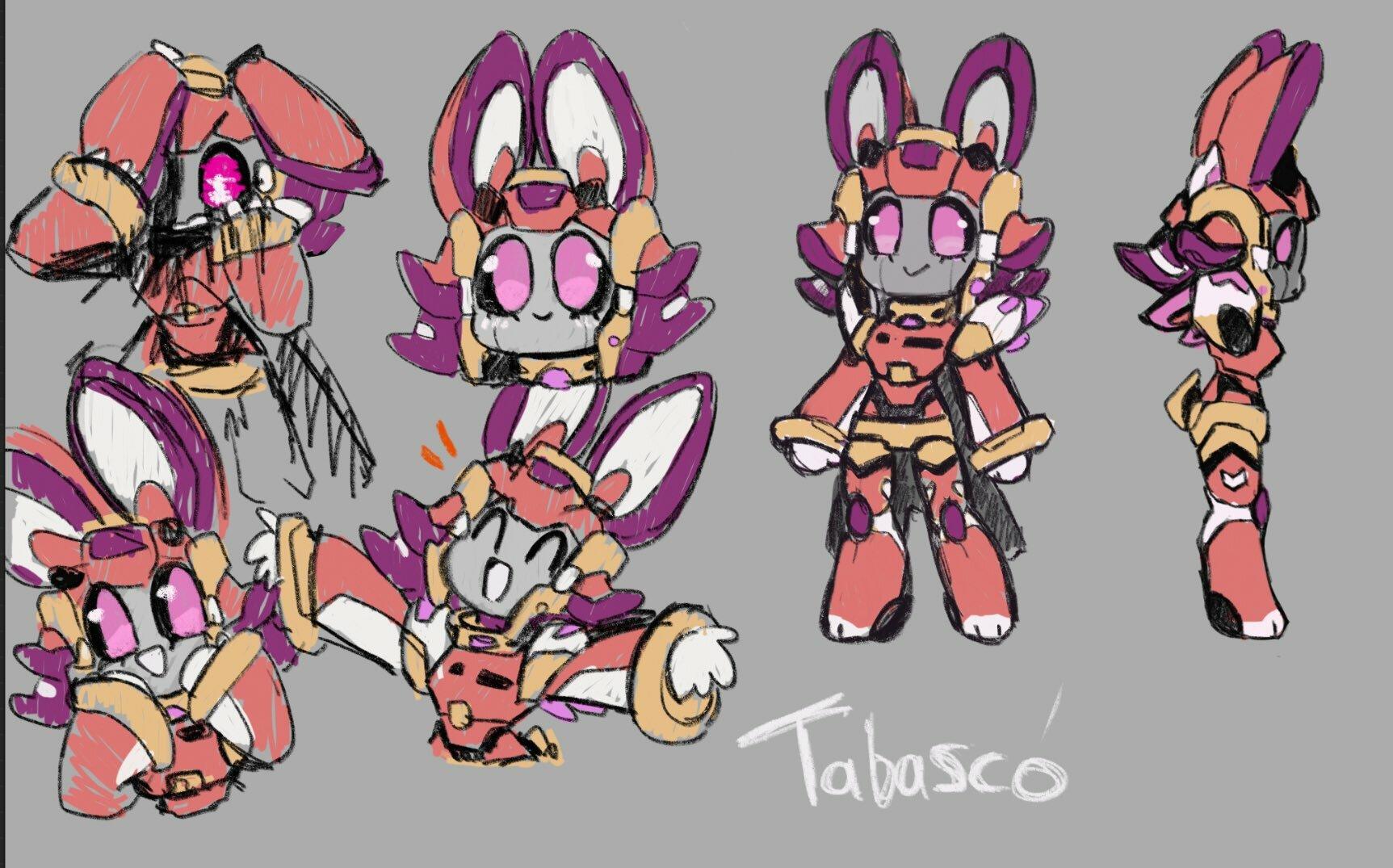 concept art part 1 Tabasco