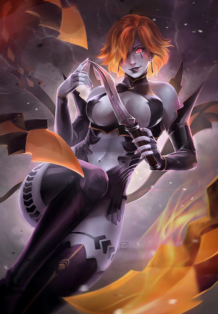 Kronya. Fire Emblem