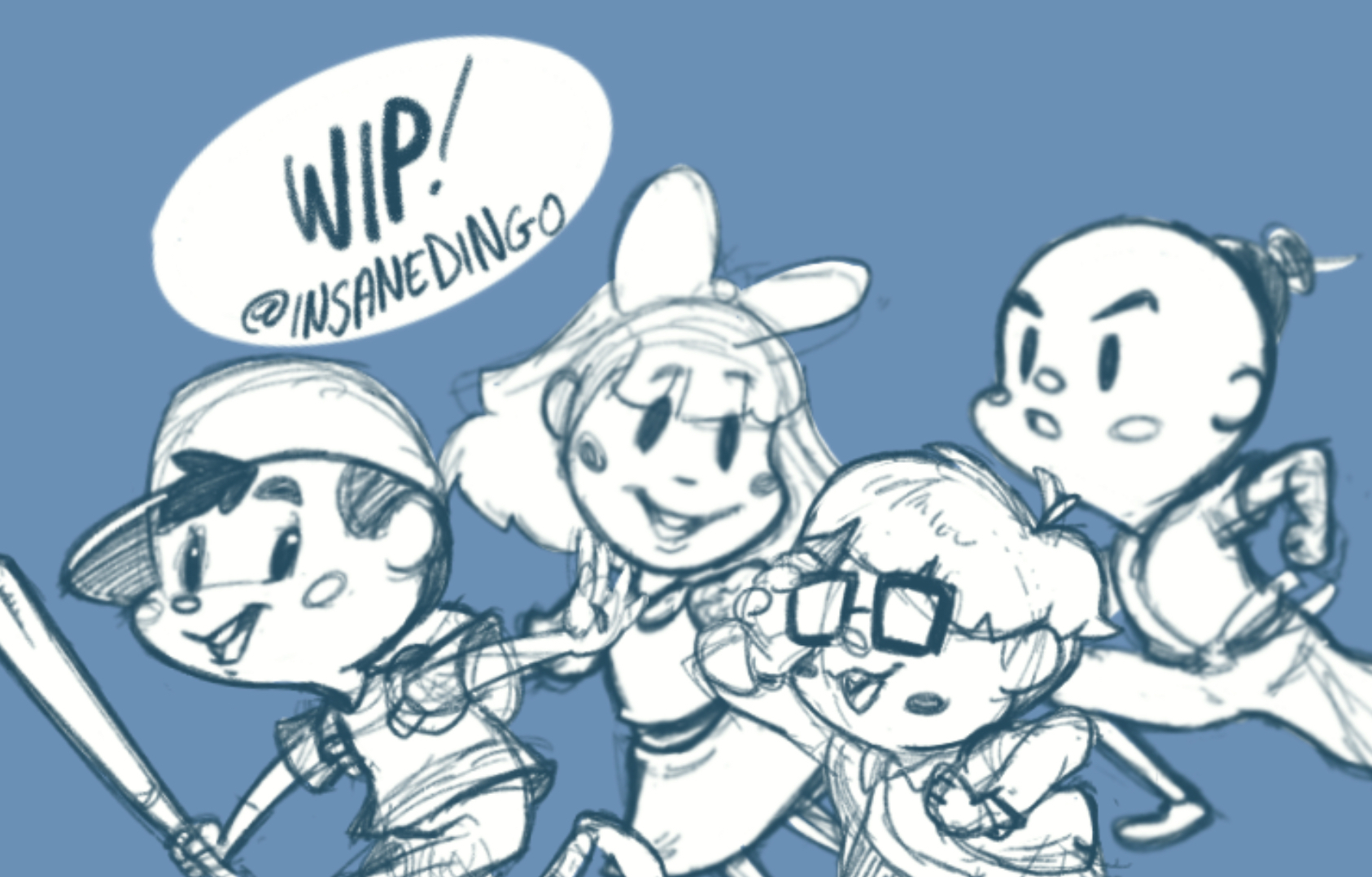 Earthbound wip