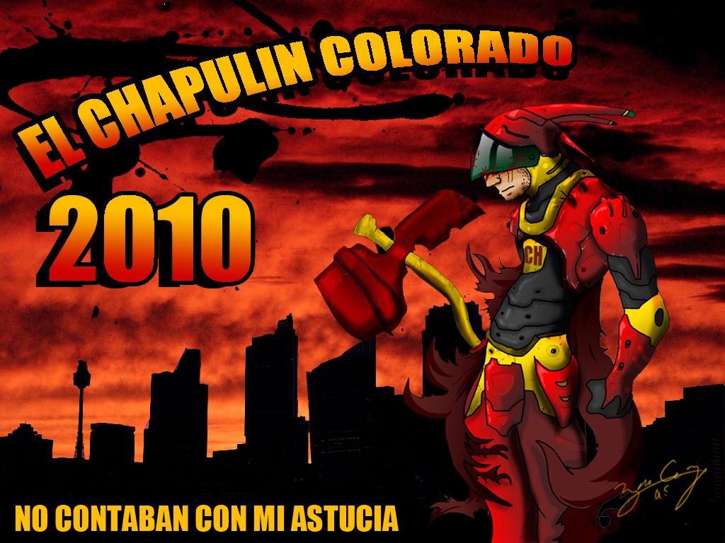 EL CHAPULIN COLORADO 2010