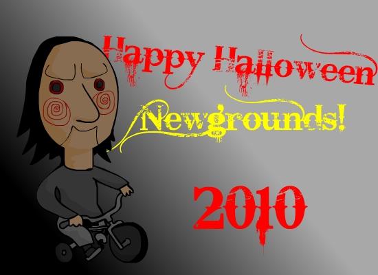 Happy Halloween Newgrounds2010