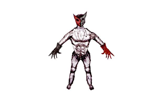 Inkman (no suit)