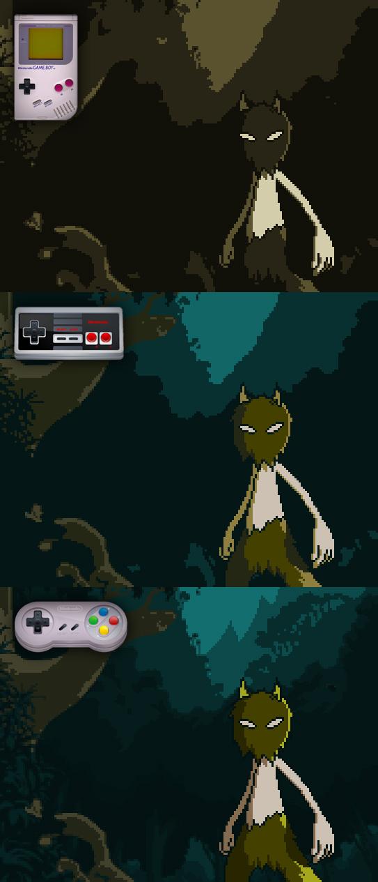 Bitey of Brackenwood Nintendo