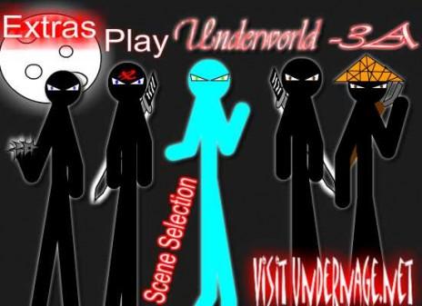 Underworld 3A Menu