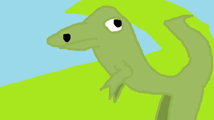 Evil Dino