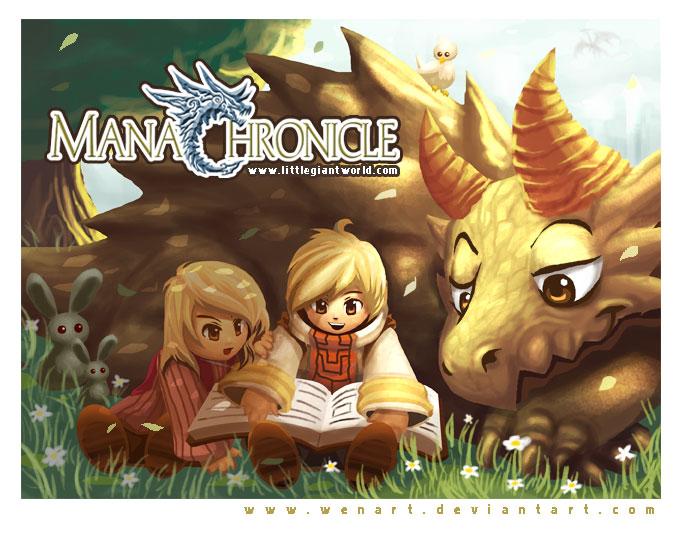 Mana Chronicle teaser