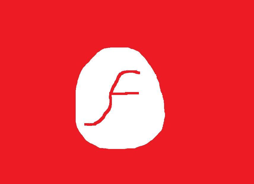 The Animated Flash Logo