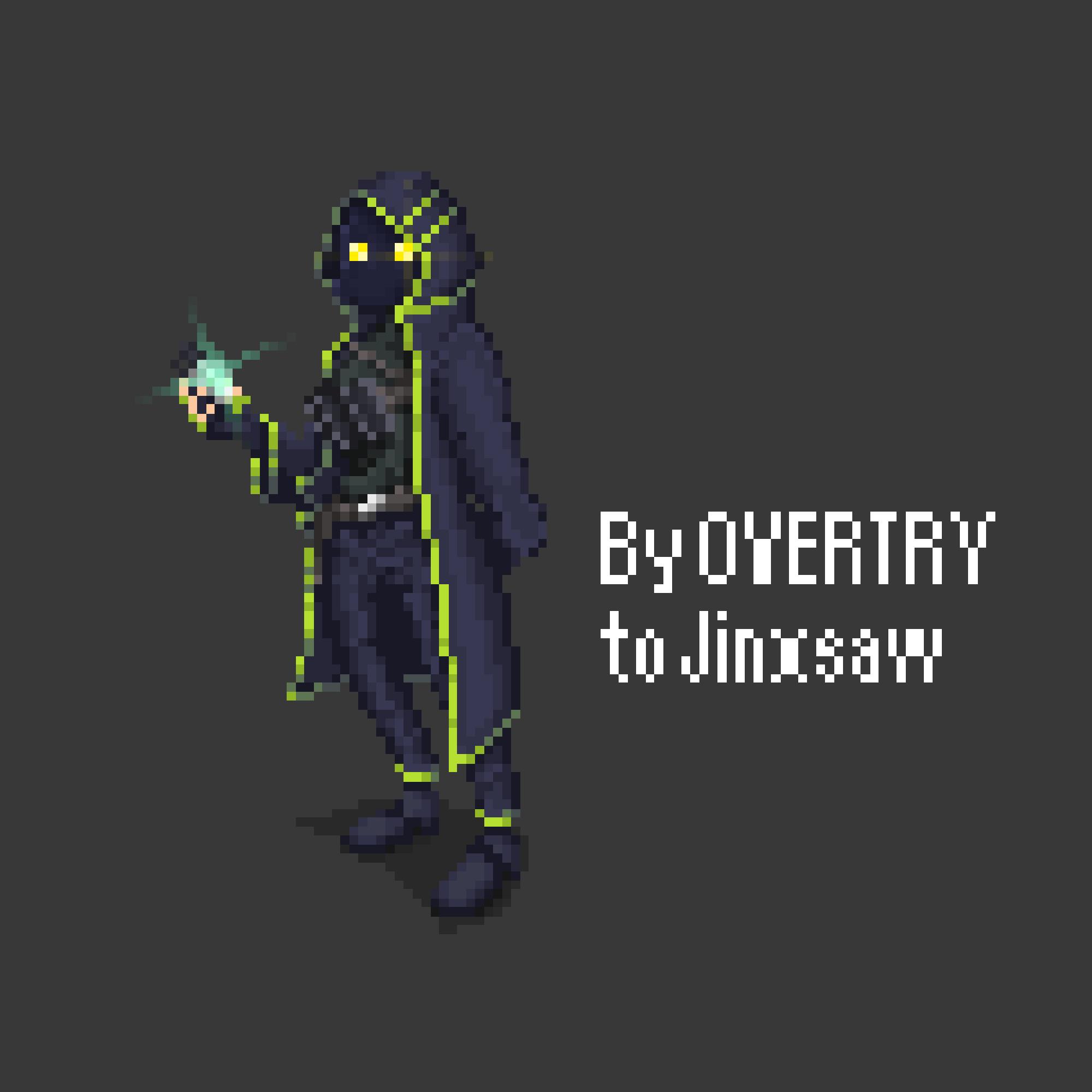 Jinxsaw