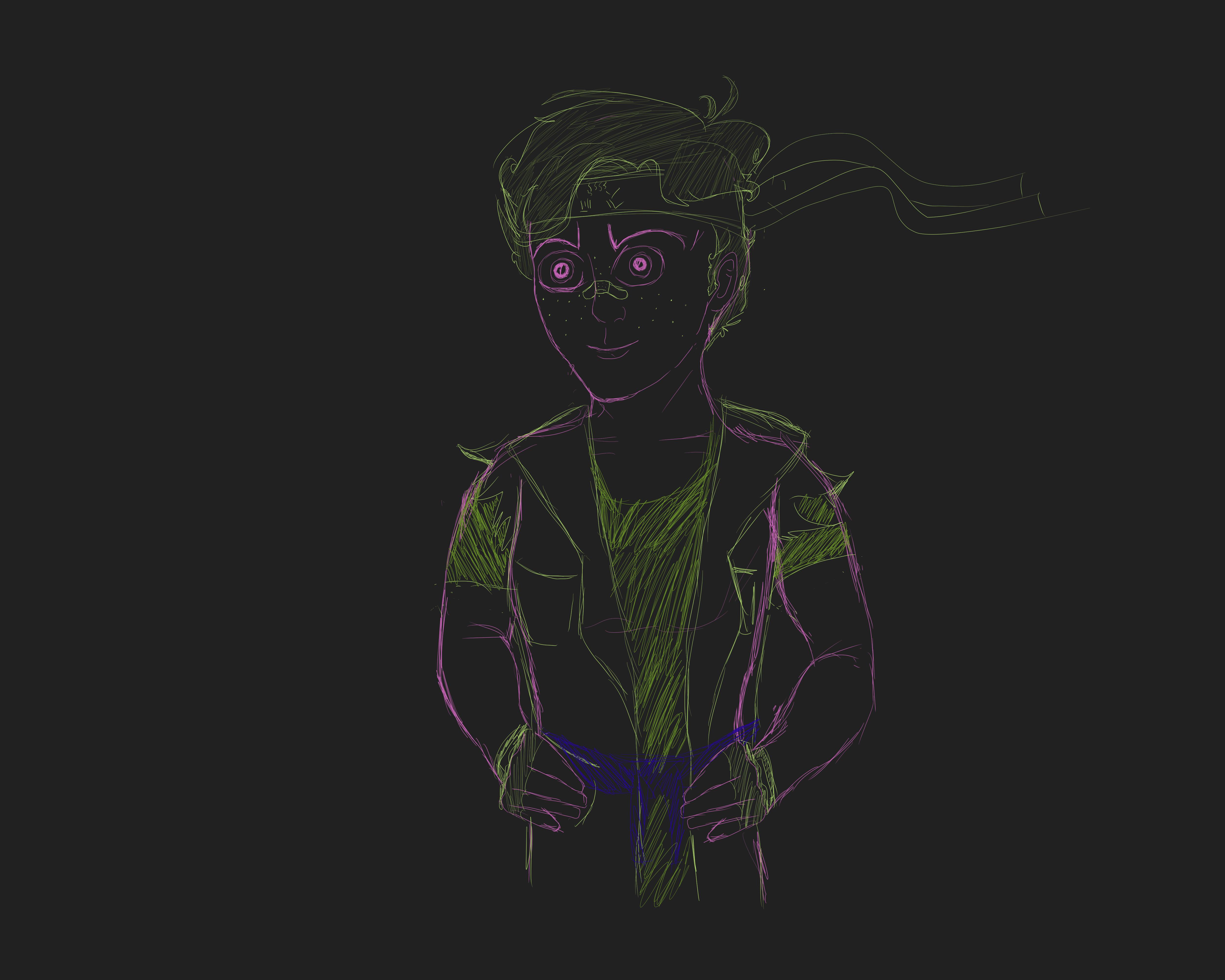 Annanas sketch