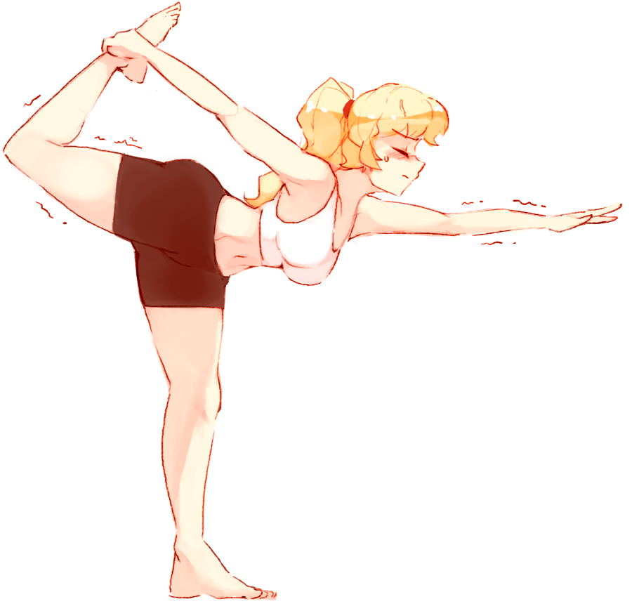 Lilly yoga