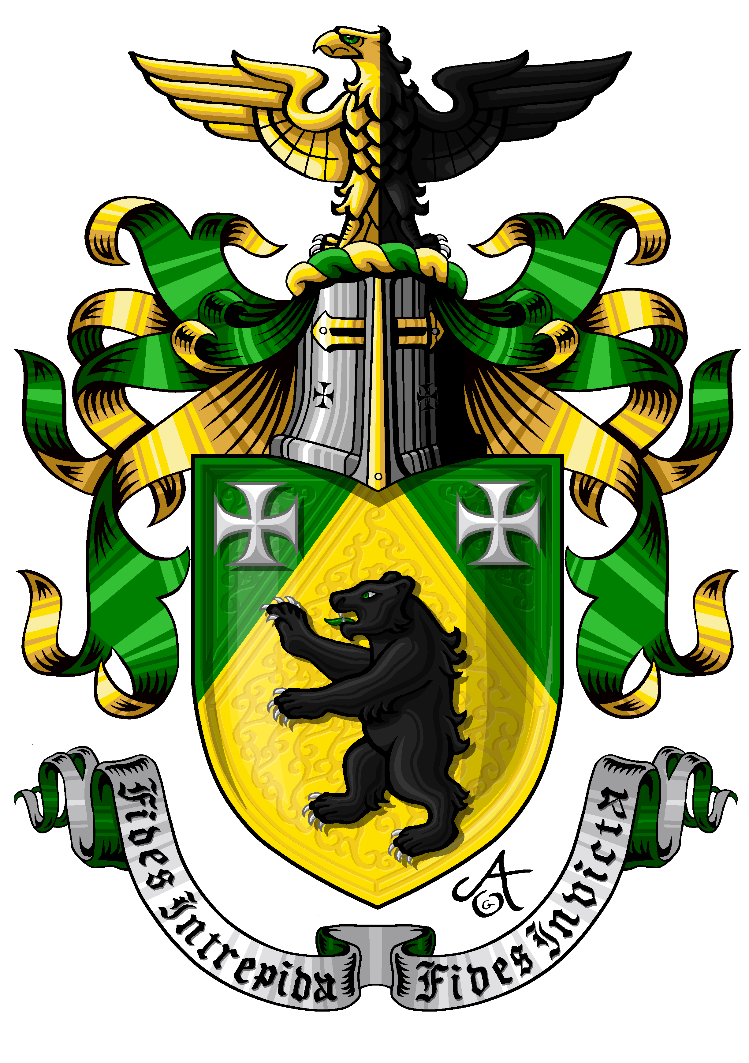 Coat of Arms for a friend