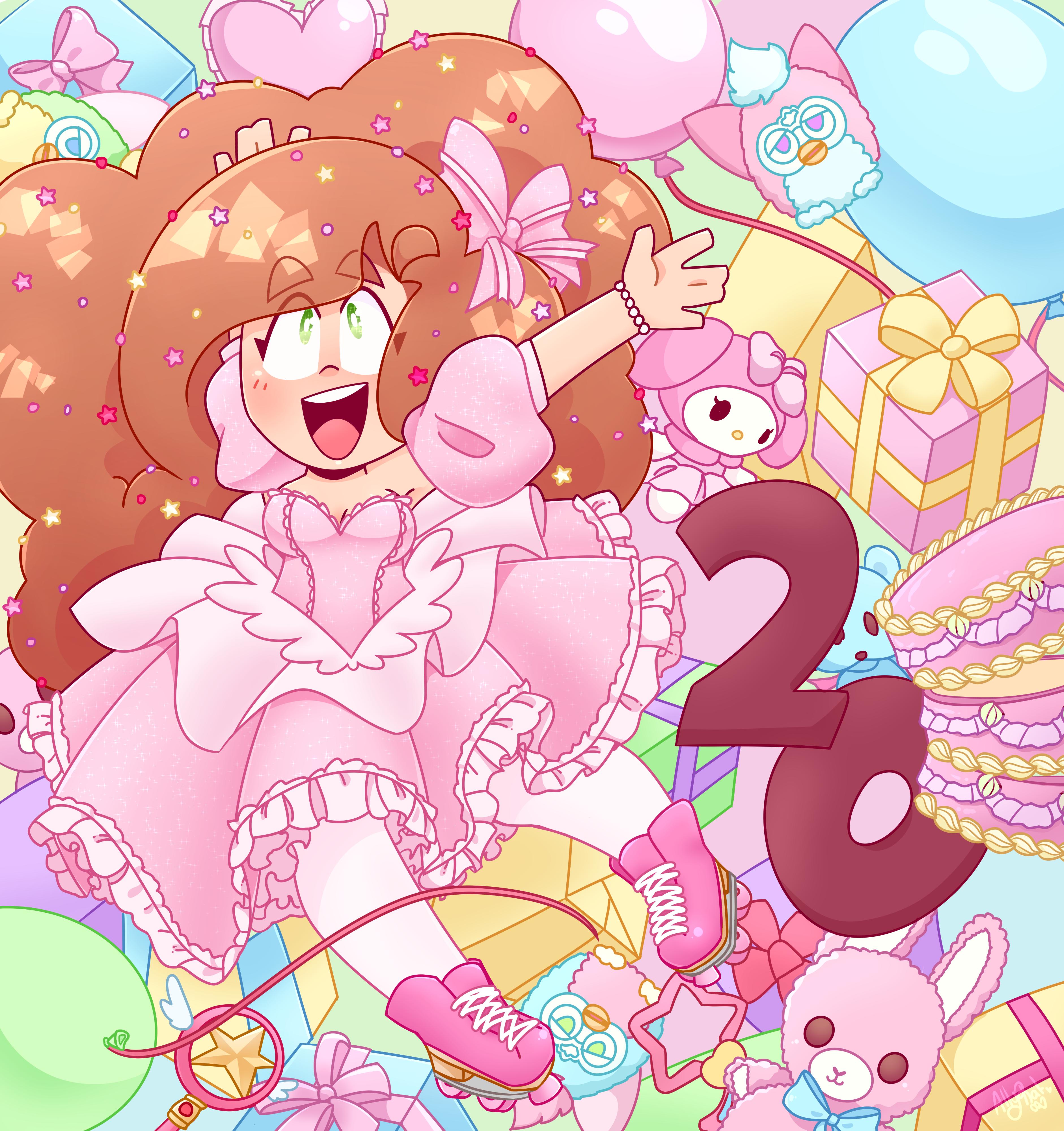 Birthday Princess!!