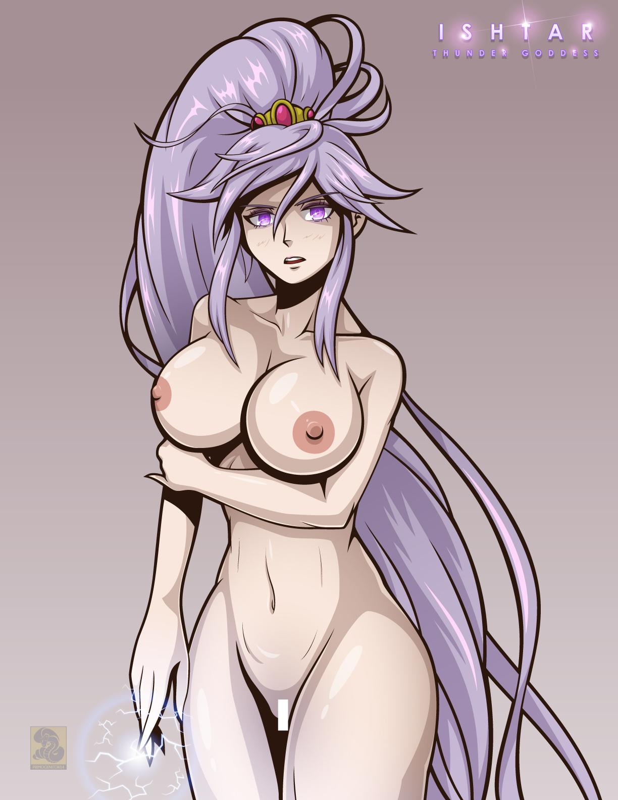Thunder Goddess Ishtar