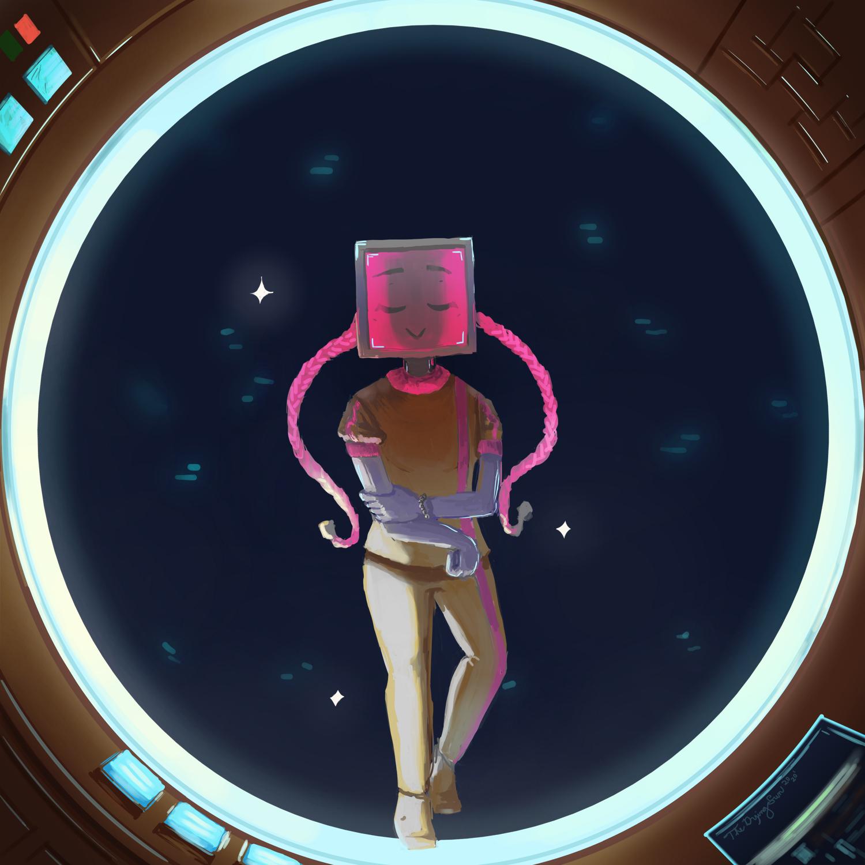 Walking Through Space