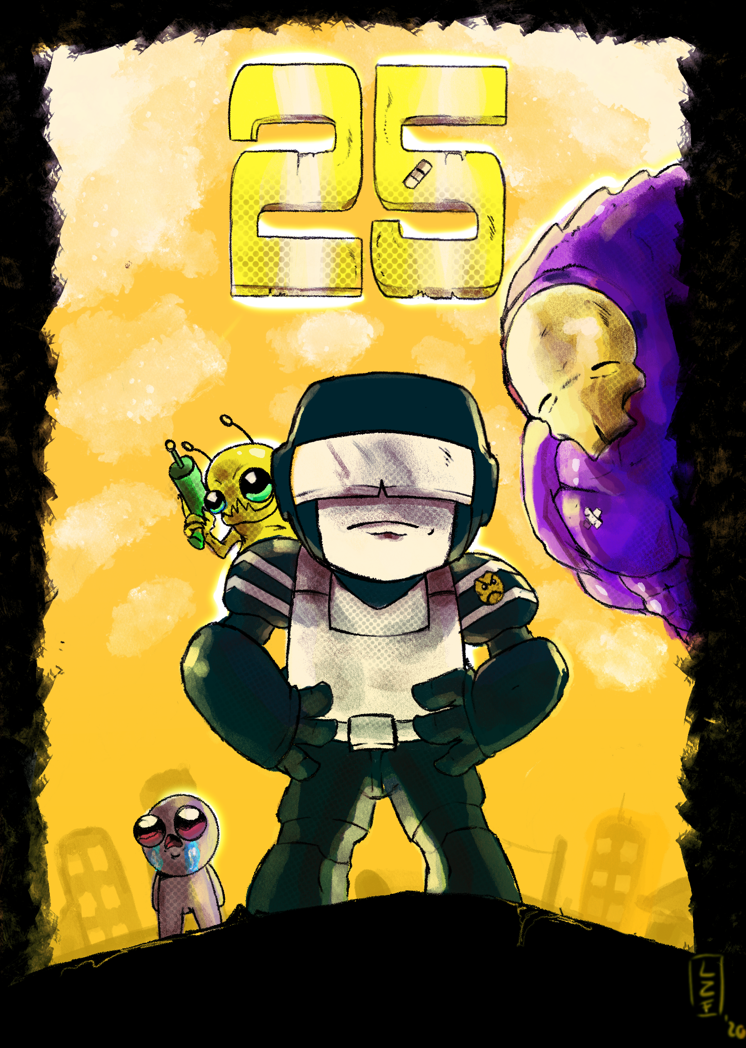 Newgrounds 25th Anniversary