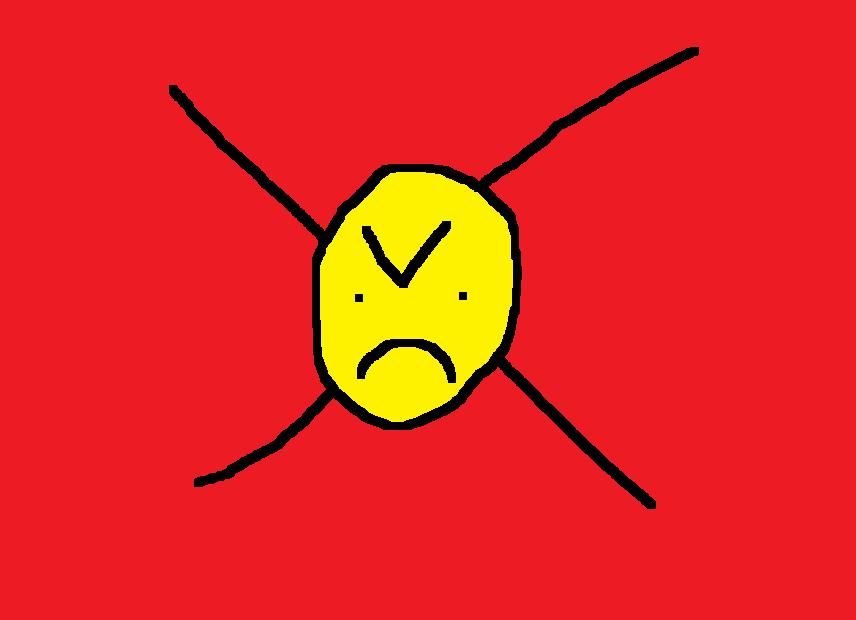 Angry Face 2