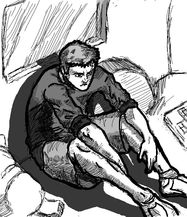 Sitting Guy