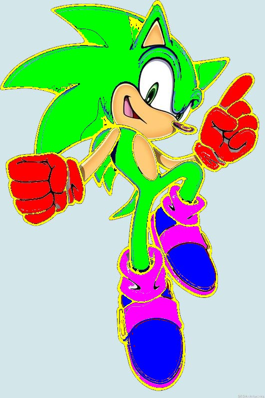 Super Fucking Sonic